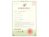 液态硅胶注射的色浆泵专利证书