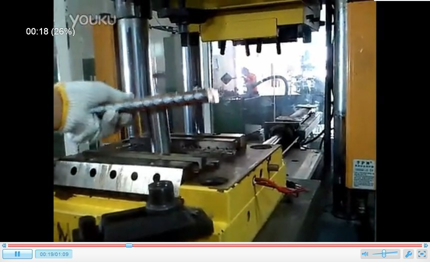 立式机胶囊生产