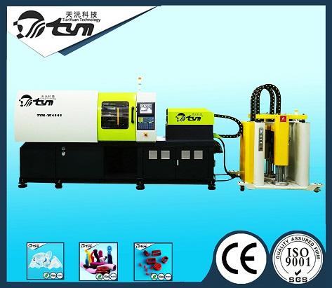 130T卧式液态硅胶注射成型机-TYM-W4545