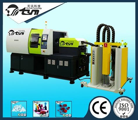 卧式液态硅胶设备-伺服系统-120吨 TYM-W4040