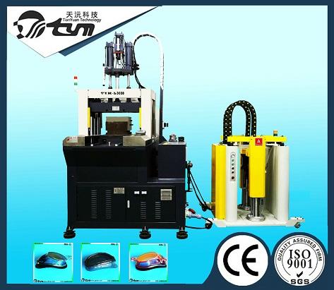 立式液态硅胶机-伺服系统-78吨 TYM-L3038