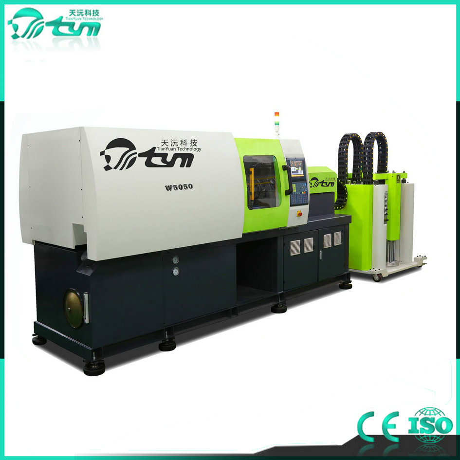卧式液态硅胶注射成型机-伺服系统 130吨TYM-W4545