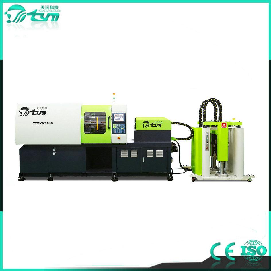 卧式液态硅胶设备-伺服系统 130吨 TYM-W4545